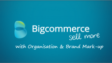 Sell more with bigcommerce logo